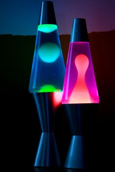 Remember Lava Lamps.