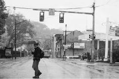 Rain Walker #streetphotography #pittsburgh