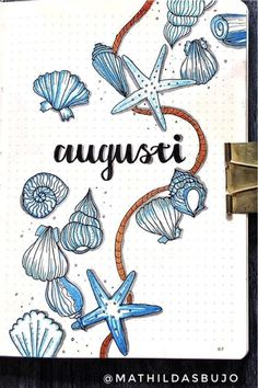 Looking for the perfect summertime layout to try in your bullet journal!? These super cute beach themed weekly spreads, mood trackers, monthly logs and more… will give you some inspiration to get started! #bulletjournalideas #bujospread #bujoideas #bulletjournaltheme Bullet Journal Month, Bullet Journal Cover Ideas, Bullet Journal Lettering Ideas, Bullet Journal Notebook, Bullet Journal School, Bullet Journal Spread, Bullet Journal Layout, Bullet Journal Inspiration, Book Journal