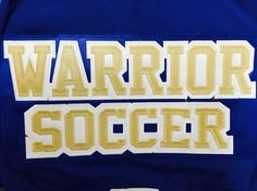 The Webster Schroeder Girls' Soccer team is ready for the season with their new warm-up jackets. #design #custom #graphicdesign #embroidery #screenprinting #tshirt #apparel #soccer