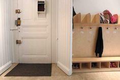 vestiaire l 39 entr pour garderie design garderie pinterest garderies et vide poches. Black Bedroom Furniture Sets. Home Design Ideas