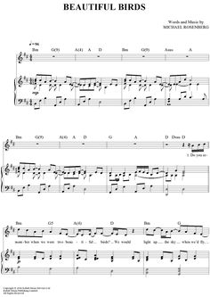 bastille fake it sheet music