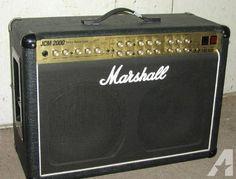 Marshall JCM2000 Tube Guitar Amp TSL-122 - $499 (Peoria, Illinois)
