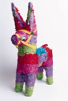 #ridecolorfully and carry a big stick... you never know when you'll encounter a pinata!