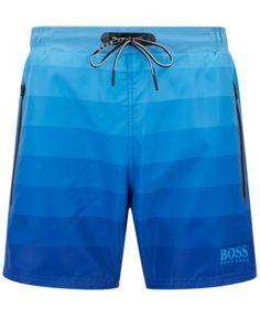 9ad23c729b BOSS Men's Quick Dry Swim Trunks. Hugo Boss Swim ShortsHugo ...