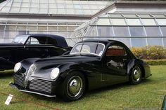 Históricos Alfa Romeo 1.10: Los 6C 2500 (1939 - 1953)