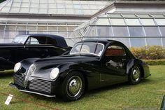 Alfa Romeo 6C 2500 SS Coupe Bertone 1942