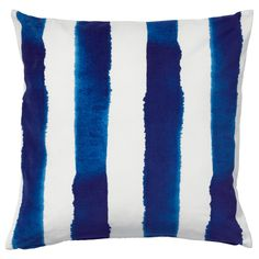 48 Ikea Products Almost As Good As The Meatballs #refinery29  http://www.refinery29.com/ikea-furniture#slide-3  These watercolor stripes have us thinking of warm weather, no matter what season. Ikea Sommar Pillow, $8.00, available at Ikea....