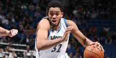 Karl-Anthony Towns encesta 14 puntos en triunfo de Timberwolves sobre los Suns