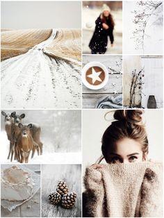 Winter in neutrals