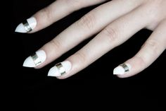 Nails backstage atCushine et Ochs Spring Summer 2014 | NYFW