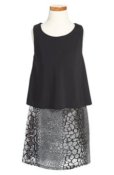 Laundry by Shelli Segal Sleeveless Dress (Big Girls) available at #Nordstrom