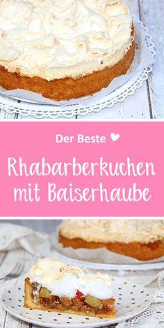 Rhubarb Cake, Food Cakes, Vanilla Cake, Eat Cake, Food Inspiration, Love Food, Apple Cider, Cake Recipes, Bakery