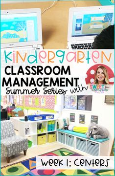 Read more about how to implement successful centers in your Kindergarten classroom!