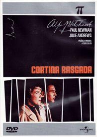 Cortina rasgada (1966) EEUU. Dir: Alfred Hitchcock. Suspense. Guerra fría - DVD CINE 1061