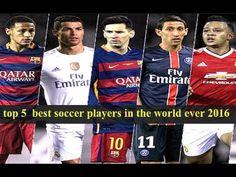 শরষ 5 বশবর সর ফটবল খলযর || top 5  best soccer players in the world ever 2016  In This Video You See :  1. Lionel Messi (Barcelona Argentina)  2. Luis Suárez (Barcelona Uruguay)  3. Cristiano Ronaldo (Real Madrid Portugal)  4. Neymar (Barcelona Brazil)  5. Gareth Bale (Real Madrid Wales)                                                   Link : https://youtu.be/pUdBAUlrvqA                                                  Google : http://ift.tt/2aWIpDD  Twitter : https://twitter.com/PcGamers69…