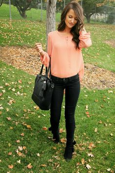 Kiss Me Darling, fall outfit