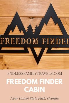 The Freedom Finder Cabin near Unicoi State Park is a perfect weekend getaway in Georgia. Complete with fire pit, hot tub & forest tranquility. #FreedomFinder #Cabin #Unicoi #GA Travel With Kids, Family Travel, All Inclusive Caribbean Resorts, Usa Travel, Travel Info, Best Family Vacation Spots, Romantic Getaways, Plan Your Trip, Hotel Reviews