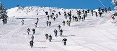 Le «Snow Bike Contest» ce week-end pour clôturer la saison d'Ax 3 Domaines