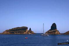 Islas Columbretes en... Castellón.