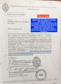 Velasco, Usb, Cali, Buenaventura, Lawyers, University, Community, Universe