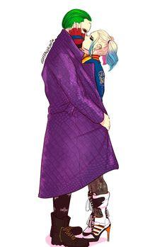 Together Forever ❤ Buy me a Coffee Harley E Joker, Harley And Joker Love, Harley Quinn Cosplay, Joker And Harley Quinn, Princesse Disney Swag, Hearly Quinn, Harley Quinn Drawing, Joker Images, Daddys Lil Monster
