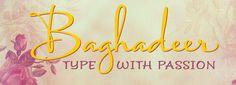 Save 40% off Baghadeer font by Stephen Rapp at MyFonts.com.  Use Code DEBISBLOG.  http://www.myfonts.com/fonts/stephen-rapp/baghadeer/?refby=Letterheadgirl