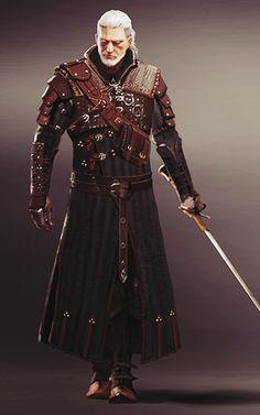 "aquilaofarkham: "" ""favourite video game concept art 16/∞: The Witcher 3: Wild Hunt"" """