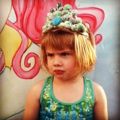 Shell Tiaras - The Ultimate Mermaid Party Accessory