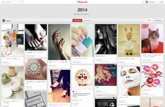 Pinterestで新年の抱負, via the Official Pinterest Blog