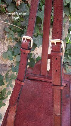 Burnt Sienna Bobbie, Chiaroscuro, India, Pure Leather, Handbag, Bag, Workshop Made, Leather, Bags, Handmade, Artisanal, Leather Work, Leather Workshop, Fashion, Women's Fashion, Women's Accessories, Accessories, Handcrafted, Made In India, Chiaroscuro Bags - 6