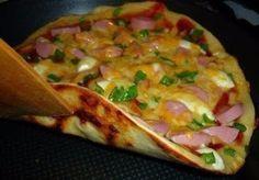 Лучшие кулинарные рецепты: Пицца на сковороде за 10 минут