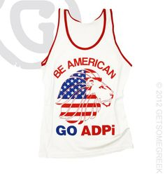 Alpha Delta Pi Tanks - Chrisite
