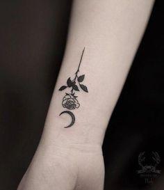 54 cute rose tattoo ideas worth checking out - tattoos & piercings - # . - 54 cute rose tattoo ideas worth checking out – tattoos & piercings – # - Pretty Tattoos, Beautiful Tattoos, Awesome Tattoos, Finger Tattoos, Body Art Tattoos, Tatoos, Mini Tattoos, Small Tattoos, Rosen Tattoo Klein