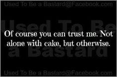 Or chocolate....