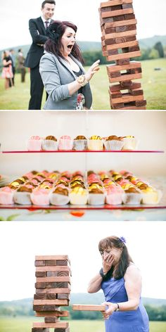 Outdoor games for wedding reception