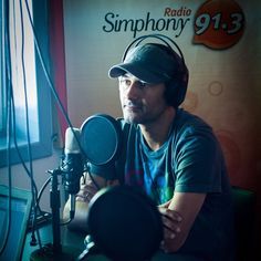 Presentación en vivo en #radio Fm Simphony #sanisidro desde estudios #larokola  #disco #PrimerEstado #music  #livemusic #buenosaires  #argentina