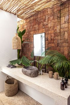 Beyond the bungalows - a new boutique hotel - . - Beyond the bungalows – a new boutique hotel – - Bungalows, Bali Decor, Surf Decor, Bali House, Surf House, Design Room, Home Design, Spa Interior Design, Design Bathroom