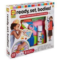 Alex Toys Little Hands Ready Set Bodies Kit, Multicolor