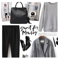 How To Wear Save it For Monday Outfit Idea 2017 - Fashion Trends Ready To Wear For Plus Size, Curvy Women Over 20, 30, 40, 50