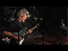 """Rodney Crowell and Mary Karr - """"Hungry For Home"""" (Live at WFUV) - YouTube"""