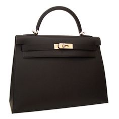 out of all the purses and handbags in the world, I'd die for an Hermes Kelly bag