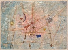 "amare-habeo: "" Paul Klee (Swiss, 7 spices 69 (M Oil on canvas "" Paul Klee Art, Plastic Art, Art Brut, Collage Illustration, David Hockney, Expositions, Art Moderne, Stick Figures, Wassily Kandinsky"