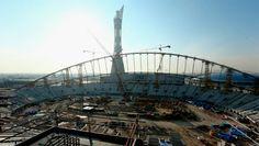 Británico muere en Qatar en obras para Mundial 2022