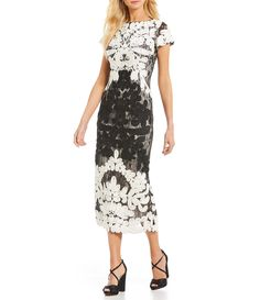 Shop for JS Collections Soutache Overlay Midi Dress at Dillards.com. Visit Dillards.com to find clothing, accessories, shoes, cosmetics & more. The Style of Your Life.