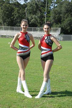 Cottonwood High School Majorettes 2012