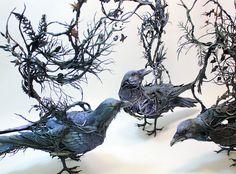 surreal-animal-sculptures-ellen-jewett-10.jpg (880×650)