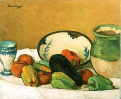 Paintings of Spring: Nicolae Tonitza aprilie 1886 - 26 februarie pictor român Sculpture Art, Art History, Still Life, Images, Fine Art, 13 Aprilie, Paintings, Romania, Mexican