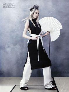 Vogue Korea: 'Martial Arts' | Tom & Lorenzo