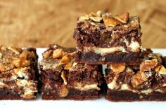chubby hubby brownies